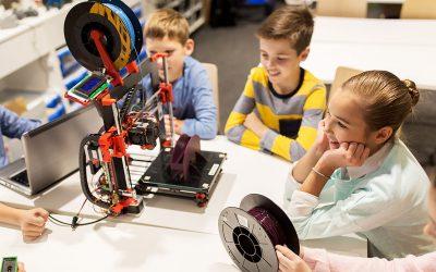 5 juguetes de impresión 3D